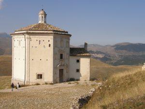 chiesa rocca calscio